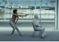 Emoji, Reddit, and Sony: The Emoji Movie  Sony Picture Animations  chance at being taken seriously