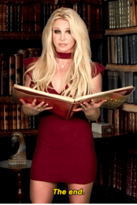 Britney Spears, Dylan O'Brien, and Tumblr: The end dylan-obrien:  Britney Spears Reads a Bedtime Story