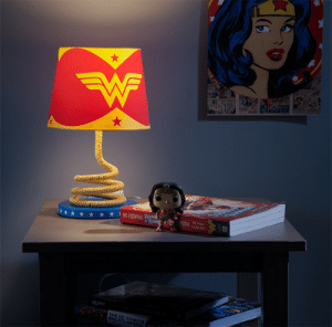 Tumblr, Blog, and Wonder Woman: THE ESETAL  ENCYCLOPED novelty-gift-ideas:  Wonder Woman Lasso of Truth Lamp