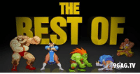 "Dank, 🤖, and Est: THE  EST OF If You Love ""Street Fighter"", You Will Love This - ""Street Troller"" (video)  Click here to watch this: http://9gag.tv/v/2414?ref=fbp9"