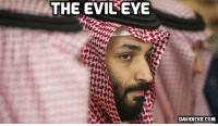 Memes, Http, and 🤖: THE EVILEYE  DAVIDICKE.COM #UK drawing up list of potential #Saudi sanctions targets after disappearance of journalist Jamal Khashoggi http://ow.ly/btQX30mdu5F