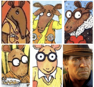 Arthur, Evolution, and The: The Evolution of Arthur