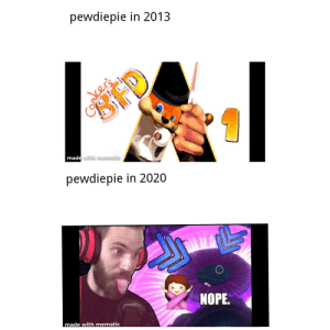The evolution of pewds thumbnails in 7 years: The evolution of pewds thumbnails in 7 years