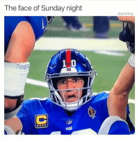 Funny, Meme, and Sunday: The face of Sunday night  drgrayfang @drgrayfang is on another level of meme making