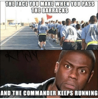. ✅ Double tap the pic ✅ Tag your friends ✅ Check link in my bio for badass stuff - usarmy 2ndamendment soldier navyseals gun flag army operator troops tactical sniper armedforces k9 weapon patriot marine usmc veteran veterans usa america merica american coastguard airman usnavy militarylife military airforce libertyalliance: THE FACE YOU MAKE WHEN YOU PASS  THE BARRACKS  AND THE COMMANDER KEEPS RUNNING . ✅ Double tap the pic ✅ Tag your friends ✅ Check link in my bio for badass stuff - usarmy 2ndamendment soldier navyseals gun flag army operator troops tactical sniper armedforces k9 weapon patriot marine usmc veteran veterans usa america merica american coastguard airman usnavy militarylife military airforce libertyalliance
