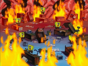 Net, Fcc, and Senate: The FCC after the Senate voted to keep Net Neutrality, 2018 colorized