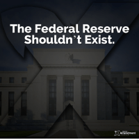 Memes, Cancer, and Liberty: The Federal Reserve  Shouldn't Exist.  Amendment When you've got a cancer, you do everything you can to destroy it.  JOIN US: http://bit.ly/2f9ilKT Follow --> Tenth Amendment Center  #endthefed #nullifythefed #nullify #10thAmendment #federalreserve #liberty