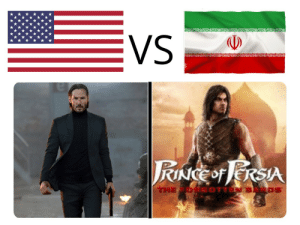 The final battle will be John Wick vs Prince of Persia: The final battle will be John Wick vs Prince of Persia