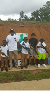 The first American Way Conservation Society firearms expo is in the books and went absolutely amazing!  New shooters from every walk of life came out to join Karl Malone, Palmetto State Armory, Nine Line Apparel, Glock, Federal Ammunition, Aimpoint, and the amazing officers from the Lincoln Parish Sheriff's Department.  More to come as we are just getting started!  #AWCS #MAKEADIFFERENCE #NEWSHOOTERSMATTER: The first American Way Conservation Society firearms expo is in the books and went absolutely amazing!  New shooters from every walk of life came out to join Karl Malone, Palmetto State Armory, Nine Line Apparel, Glock, Federal Ammunition, Aimpoint, and the amazing officers from the Lincoln Parish Sheriff's Department.  More to come as we are just getting started!  #AWCS #MAKEADIFFERENCE #NEWSHOOTERSMATTER