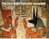 Record, Classical Art, and Highness: The first High-five ever recorded