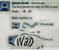 🎱C - First comment is gao 👇😂👇• • • • • • • • meme fnaf dank dankmemes lmao lol memes funny ayylmao anime kek mlg edgy savage pepe bushdid911 filthyfrank nochill hilarious johncena 4chan depressed autism weeaboo cringe jetfuelcantmeltsteelbeams depression papafranku lmfao rofl it's ironic, freak: The first person to reply to this is gao  Hide replies  @seth V.2 🎱C - First comment is gao 👇😂👇• • • • • • • • meme fnaf dank dankmemes lmao lol memes funny ayylmao anime kek mlg edgy savage pepe bushdid911 filthyfrank nochill hilarious johncena 4chan depressed autism weeaboo cringe jetfuelcantmeltsteelbeams depression papafranku lmfao rofl it's ironic, freak