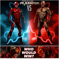 Alive, Memes, and Marvel: THE/FLASH  FLASHPOINT  VS  IG DC.MARVEL.UNITE  WHO  WOULD  WIN? The Fastest Fight Alive ! ⚡️ I can't wait to see EzraMiller's BarryAllen go up against EobardThawne in The ' FLASHPOINT' Movie in 2020 ! 😱🙌🏽 Comment Below who you think would win in a Speedster battle… TheFlash VS The ReverseFlash ! 🤷🏽♂️ DCExtendedUniverse ( DCEU Art : @datrinti & @bosslogic ) 💥