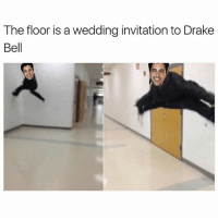 "Drake, Drake Bell, and Drake & Josh: The floor is a wedding invitation to Drake  Bell So here's the problem, Josh is really only known for one reason and one reason only and that's Drake & Josh, sure he's done work outside of that, but who the fuck really cares about it? Now he's trying to pretend like he's this relevant person and live a life outside of his persona from Drake & Josh, that's why on a wedding photo he's got 30,000 comments about Drake and people throwing L's, the reality is nobody really cares about you Josh outside of the fact that you were on Drake & Josh and the day you tried to become "" Just Josh"" is the day you pretty much died to everyone. Forever you will be remembered as the asshole who didn't invite your better half to your wedding, not your wife, but the man who helped you become a household name and put you in the position that you're in today. You may not agree with who Drake is, sure he's annoying and spastic and says stupid shit from time to time, but that doesn't change the history you have with him. You're trying to close a chapter of your life while forgetting that it's not just a chapter, it's the foundation for the book you're trying to write. Simply put, fuck you Josh, you're an asshole."