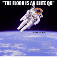 """Look at the history of Chicago bears quarterbacks 😂😂 @nfl_hate_memes: """"THE FLOOR IS AN ELITE QB""""  IG: @NFL Hate Memes Look at the history of Chicago bears quarterbacks 😂😂 @nfl_hate_memes"""