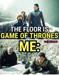 """How could this be wrong. 🐲🐲🐲 I loved how Jon said """"I am not a Stark"""".... RIGHT AS A DRAGON SCARES THE SHIT OUT OF HIM! Because he's a mothafucking dragon, bitchesssss. 🔥🔥🔥: THE FLOOR IS  GAME OF THRONES  THE DIRTY,NERDY  ME How could this be wrong. 🐲🐲🐲 I loved how Jon said """"I am not a Stark"""".... RIGHT AS A DRAGON SCARES THE SHIT OUT OF HIM! Because he's a mothafucking dragon, bitchesssss. 🔥🔥🔥"""