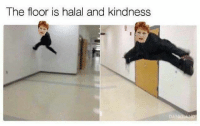 A big fuck you to Pauline Hanson you piece of dirt 🐍: The floor is halal and kindness  DA A big fuck you to Pauline Hanson you piece of dirt 🐍