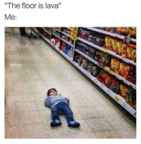 "<p>Lava via /r/memes <a href=""http://ift.tt/2CJPfOH"">http://ift.tt/2CJPfOH</a></p>: ""The floor is lava"" <p>Lava via /r/memes <a href=""http://ift.tt/2CJPfOH"">http://ift.tt/2CJPfOH</a></p>"
