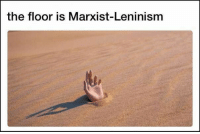 Marxist,  Floored, and The: the floor is Marxist-Leninism