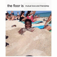 Love, Meme, and Memes: the floor is mutual love and friendship Every meme trend needs some wholesomeness.