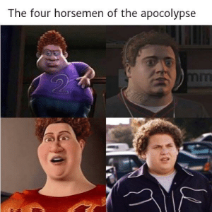 Hell yea by sociopathoverlord MORE MEMES: The four horsemen of the apocolypse Hell yea by sociopathoverlord MORE MEMES