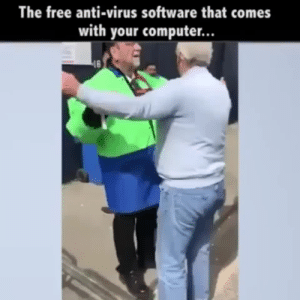 Memes, Computer, and Free: The free anti-virus software that comes  with your computer...  16 Stealin Yor Memes