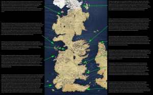 "the ""happy ever after"" politics of Westeros in the aftermath of S8: The freefolk would gladly accept Jon Snow as King-beyond-the-Wall but he ""doesn't want it"", so they return to their leaderless  The situation in the North is dire. Queen Sansa's decision to secede from the Seven Kingdoms has left her war-torn realm with no  state. Of all the peoples in Westeros, they suffered the most from the attack of the Night King, and their numbers, especially men  hope of economic or military aid from the South. The North has been for many years at constant war at home and abroad, it  of fighting age, are few. Still, as their young boys and girls come of age they will want to prove their worth the only way the  suffered the most from the winter, and a large chunk of its northeast lands was utterly destroyed by the Army of the Dead. The  freefolk know how: by ravaging and pillaging the southern kneelers. The Night's Watch is no more, there is a massive hole in the  inexperienced, distrusting and undiplomatic queen will have to rely on the depleted resources of a ruined Winterfell to  Eutit  Wall, and the North by itself (since Queen Sansa declared independence) does not have the resources to protect the entire northern  deal with not only plenty of external threats, but also disloyal vassals. The relatively unscathed House Glover will  border, especially after the first line of defence, House Umber, was completely destroyed. Soon small (but growing) raiding  remind everyone wholl listen that Sansa is more a Southerner than a Northerner, and also the sceptical (and sexist) smallfolk and  parties of Wildlings will be terrorising the North, while their more organised tribes will settle the Gift and beyond.  minor lords won't forget that the Queen cowered in the crypts while their chosen King in the North bled against the Army of  the Dead.  The Vale is  ha decent position in the aftermath of the Dragonpit ceremony. Their expeditionary force to aid Sansa Stark took a  The Dalrt  beating against the Army of the Dead, but their wider forces remain intact. However, the fondness that Robin Arryn and many of the  other Vale lords had for Sansa does not really extend to Bran Stark. One of the few important lessons that Robin recalls from his  Watfe  Despite all the ceremony at the Dragonpit, the Iron Islands never planned to actually subject themselves to Bran Stark. In Yara's  mother is that it is best to sit-out external conflicts and remain well defended in one's home. Therefore, King's Landing should  Harwed  mind, what was clear was that she was no longer bound by her promise to Daenerys to put an end to the reaving. Sure the Iron Fleet  expect no aid from the Vale in the coming wars, even if they do remain nominally loyal. And since she proclaimed her desire to  Ts S  was severly depleted and her manpower was critical. But what better way to replenish resources than to loot? What better way to  have the North stand isolated, Sansa should likewise not hold much hope that the Vale will again ride to save her. There will  recover their manpower than to take salt wives? In any case, it's not like her prey was in any better condition: the North was  likely be enough internal difficulties to keep the Vale occupied anyway, since Robin hardly seems like the most competent ruler  vulnerable, war-torn, with no fleets of its own and with no allies since they seceded, and her remaining forces had gathered  and the Mountain Clans will be agitating again after Tyrion Lannister failed to honour his debt and deliver them the Eyrie.  Raaga  plenty of experience and intelligence fighting there. Plus her allies in Dorne assured her that she could expect their support if  Otherwise, the many wars that will soon grip Westeros will mostly ignore the closed-off Vale.  she managed to keep King Bran's sister too occupied to ssend help supporting his throne. And if the rest of Westeros slips again  into war, well the Riverlands look very appetising as well. Even the Westerlands and the Reach are looking less strong than they  used to. Indeed, in due time all of the Seven Kingdoms might be back on the menu for Yara's reavers.  ouowle  slyenntes ky  In Essos, the Iron Bank's frustrations continue to mount. It is clear to them that the Starks will never be able to honour the  Crown's debts, especially after the new King nominates an illiterate cutthroat as Master of Coin. They will have already started  looking for alternatives to back in Westeros, with the Reach and Dorne looking like decent bets. They will also be considering  stuing  Kiaken  aiding military incursions from Essos. Indeed, many an ambitious second-born prince and adventurous mercenary warband captain  The Riverlands are a mess. Of the Kingdoms south of the Neck, they suffered by far the most and its lands and peoples are  will be looking at the war-exhausted, disunited (and dragon-less!) Seven Kingdoms and fancy their chances to carve out a new  thoroughly exhausted. Unfortunately for them, they are to be ruled by Edmure Tully, who has been repeatedly been shown to be a  Kingdom of their own. The North in particular looks very exploitable, and what better way to pressure the Stark of King's Landing  weak and bumbling idiot. He might not even be sure whether his allegiance is to the North (as it had been during the days of King  than to invade his homeland, the Iron Bank will be thinking...  Hanclards  Robb) and more-Tully-than-Stark Queen Sansa, or to that weird boy King Br  . Either way, given how spent its armed  forces are, in the upcoming wars the Riverlands will play no major role other than potentially as a passing ground for foreign  Te Ene  armies, and it is not implausible that they will be torn apart and split by other Powers.  oedy Gt  The Crownlands are in tatters. They have been at war for years and their beating heart, the huge metropolis of King's Landing, is a  eands  depopulated ruin.  the throne sits a distant unfamiliar King with no legitimacy in the eyes of the smallfolk, who delegates his rule to  aands  the hated Imp and a crude and incompetent Master of Coin who prioritises brothels over crucial infrastructure reconstruction. With  little hope of improving their situation in these circumstances, the survivors will seek refuge elsewhere, condemning the  wadendan  The lords and smallfolk of the Westerlands are seething. They are supposed to accept the hated Starks and the Imp as their  Crownlands to a spiral of worsening economy and manpower. This lack of nearby sources of taxes and recruits leaves the core  Facit  Gldes Tch  overlords? Never, they'll say. Or at least, not once they re-gather their strength. The Westerlands suffered a lot: their gold  powerbase of King Bran in a critical condition. Yet the King also seenms incapable of acknowledging this dire situation, replying  mines are depleted, their men were constantly away fighting Tywin's and Cersei's wars and few of them returned from the fury of  ""I am no longer Bran"" or ""I have to go now"".  terlands  the Dragon Queen, and Casterly Rock has been sacked. But the Westerlands are still a large and populous realm, and their pride  Cly R  (Vualandkdy  demands that soon they shall rebel against the Starks. It is clear to them that King's Landing lacks the strength to enforce its  Ke tts  rule anyway. Having failed to support a King/Queen in the Iron Throne, they will now settle for independence. Some of the more  a lowborn outsider with  Gendry ""Baratheon"" would arrive in Storms End to claim it but would be promptly ignored. He  Kngs Lante  practically minded lords will even have suggested a confederation with the also rebellious Reach, with which they enjoy  no rulership experience, no army backing him, and his supposed legitimacy was granted by the deceased Dragon Queen  substantial economic integration. Furthermore, in the inevitable incoming wars, they will fancy their chances to expand into the  Hashon  who the people of the Stormlands never met. Instead, the many secondary Houses will continue to jockey for position  virtually defenceless Riverlands.  as they had been since the previous Lannister rulers of the Iron Throne apparently failed to nominate someone to rule there.  Not feeling any particular attachment to Bran Stark or the Imp, they will also take note that the strength of King's Landing  Bntack H  tertolg  is greatly diminished, and they will have heard the disloyal noises elsewhere in the Seven Kingdoms. The Stormlands lost many  Gry V  Oldmge  inlands  Braage  men in Stannis' fights, but were otherwise untouched by war. If they can get over their internal disputes, the lords  Lang Tae  Staws Ed  of the Stormlands will have a good shot at independence or at pushing their own candidate to the throne in King's Landing.  Suaed  Silands  The only thing that gives them pause is the strength of their rivals in Dorne, so sending negotiators south will be a top priority.  And  The Reach took a beating at the hand of Jamie Lannister. And even the houses that sided with Queen Cersei suffered significantly from  the retaliation of the Dragon Queen. Nonetheless, the Reach remains the most populous and most prosperous of all the Westerosi  kingdoms. Refugees from the Crownlands will have headed there after the Dragonfire devastation, with their memories of Tyrell  generosity still fresh, thus helping replenish the manpower of the region. Oldtown still thrives and is once again the largest  Banghlt  city in Westeros. Some of the coastal lords will even entertain ambitions of allying their navies with the Ironborn to conquer  colonies in the now-separated North and ensure control of the fur and pelts trade routes. However, with the Tyrells gone, it is  Dorne, political instability at the top notwithstanding, has so far been virtually unscathed. Its armies are at full strength,  unclear who actually rules in the Reach. Clearly the nominee from King's Landing, Bronn the sell-sword, would be hanged if he ever  well drilled and ready for action. The Dornish are well aware that they are in the best position for a new Westerosi war.  approached Highgarden, and his appointment will have been viewed as so insulting that few Reacher Ilords would entertain  Obviously submission to Bran Stark was never truly considered, and clearly not a single Golden Dragon of tax will be flowing to  The T  The Toven  loyalty to King Stark. The Hightowers seem to be the most likely to assume control. The Tarlys, the most likely to side with  King's Landing. The remaining question in their mind is whether to try to find some distant Targaryen relative to push as  King's Landing, have lost all their political capital after engaging in the brazenly corrupt elevation of Sam Tarly to Grand  ruler of the Seven Kingdoms (yes, including the North, that impudent Stark girl would have to be taught some humility), or to  grc  Maester. If the Reach manages to consolidate its strength, it will again be a power to be reckoned with in Westeros and would be  simply settle for independence. An annexation of some (or all) of the Stormlands or the Reach is also being considered by the more  Sundnane  able to easily throw off the yoke of the Broken King. Rivalry with Dorne would then be their number one obstacle, but as Olenna  hawkish lords. Discreet diplomatic missions are already being dispatched to Essos and the other Kingdoms to discuss the possible  eCutes  proved, it is possible to cooperate with the Dornish. A united Reach and Dorne front could sweep through the Seven Kingdoms.  post-Stark order. What is certain is that in a matter of months, if not weeks, the Dornishmen will be marching.  ', the ""happy ever after"" politics of Westeros in the aftermath of S8"