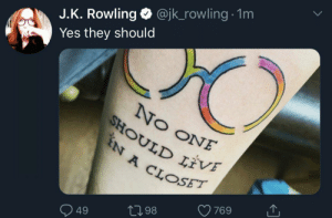 The Fuck Is Wrong With J.K Rowling: The Fuck Is Wrong With J.K Rowling