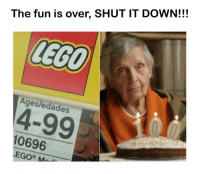 shut it down
