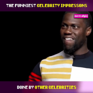Memes, Nostalgia, and Celebrities: THE FUNNIEST CELEBRITY IMPRESSONS  nostalgia  DONE BY OTHER CELEBRITIES SPOT. ON.