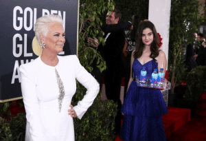 The funniest Fiji water girl memes from the Golden Globes 2019 ...: The funniest Fiji water girl memes from the Golden Globes 2019 ...