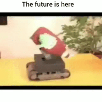 Future, Here, and The Future: The future is here
