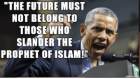 """Future, News, and Breaking News: """"THE FUTURE MUST  NOT BELONG TO  THOSEWHC  SLANDER THE  PROPHET OF [SLAM!  made on Breaking News: """" Iran's Religious Leader has Screamed a Threat at All Americans and at All in the West While Giving a Speech at the United Nations. """""""