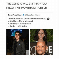 I'm happy af with the lion king cast so far. I mean Seth Rogen 👀👀👀👀he's lowkey my celebrity crush. • • Want a shoutout? DM for info. • • { funnytumblr textposts funnytextpost tumblr funnytumblrpost tumblrfunny followme tumblrfunny textpost tumblrpost haha shoutout}: THE GENIE IS WILL SMITH??? YOU  KNOW THIS MOVIE BOUTTA BE LIT  BuzzFeed News® @BuzzFeedNews  The Aladdin cast just has been announced  . Aladdin _ Mena Massoud  . JasmineNaomi Scott  . GenieWill Smith  RCH I'm happy af with the lion king cast so far. I mean Seth Rogen 👀👀👀👀he's lowkey my celebrity crush. • • Want a shoutout? DM for info. • • { funnytumblr textposts funnytextpost tumblr funnytumblrpost tumblrfunny followme tumblrfunny textpost tumblrpost haha shoutout}