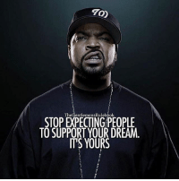 Life, Mediocre, and Memes: The GentlemensRulebook  STOP EPECTING PEOPLE  TO SUPPORTNOU DREAM.  ITS YOURS Too many people hold themselves back or get angry because they don't get the support they want from others. Making excuses, saying that if only they got the support they need, they'd be able to do things. Well guess what, that's life, you either toughen up and take matters into your own hands or prepare to be mediocre. Life isn't gentle, you either adapt or you lose. TAG SOMEONE & LIKE IF YOU AGREE!