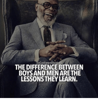 Pay attention to the lessons! LIKE & TAG SOMEONE!: The GentlemensRulebook  THE DIFFERENCE BETWEEN  BOYS AND MENARE THE  LESSONSTHEY LEARN. Pay attention to the lessons! LIKE & TAG SOMEONE!