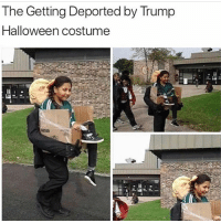 Candy Fucking and Halloween The Getting Deported by Trump Halloween costume 8500 Old  sc 1 st  Me.me & 25+ Best Fun Size Memes | Candies Memes Bars Memes