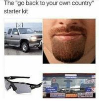 "Meme, Memes, and Gang: The ""go back to your own country""  starter kit  IXI They be lookin like that😩😂 - -Follow @hoodxsavage for more funny memes💯 - honest winter ganggang funnymemes funny street lol bitchesbelike money funnyshit comedy lmao weak like4like followforfollow followtrain niggasbelike funnyshit savage gang nigga beat instagram bitch school music dumb memes people gang"