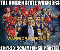 Where have all the Warriors gone? Credit: Orlando Gael: THE GOLDEN STATE WARRIORS  30  @NBAMEMES  WARRIORS GROU  2014-2015 (CHAMPIONSHIP ROSTER Where have all the Warriors gone? Credit: Orlando Gael