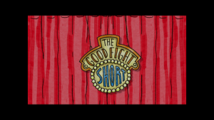 The good fight (2017) Tv-show shows short cartoon musicals on many of their episodes. This shorts are very similar to those from the Tv-show 'Free to be, you and me' (1972).: The good fight (2017) Tv-show shows short cartoon musicals on many of their episodes. This shorts are very similar to those from the Tv-show 'Free to be, you and me' (1972).