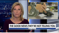 Facebook, Memes, and News: THE GOOD NEWS THEY'RE NOT TELLING YOU  The ANGLE Shhhhhhhhhhhh.....  https://www.facebook.com/FoxNewsVoices/posts/946686372146585/