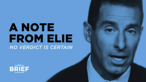 """""""The Gotti case reinforced to me this fundamental lesson: anyone who tells you that any verdict is going to be easy, a sure thing, a can't-miss, has not tried enough cases."""" - read @ElieHonig's latest (https://t.co/CtrqIKuj8M) and get it in your inbox: https://t.co/499Gai5aIm https://t.co/IqSLOVtfrC: """"The Gotti case reinforced to me this fundamental lesson: anyone who tells you that any verdict is going to be easy, a sure thing, a can't-miss, has not tried enough cases."""" - read @ElieHonig's latest (https://t.co/CtrqIKuj8M) and get it in your inbox: https://t.co/499Gai5aIm https://t.co/IqSLOVtfrC"""