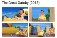 The Great Gatsby, Dank Memes, and Great Gatsby: The Great Gatsby (2013)