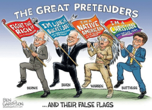 laugh at other parties: THE GREAT PRETENDE  RS  CMA  RICH! TMLUNG  AMERICANM A  SON RVC  FOR LATE TERM  ABORTION  LHE TO HELP  BERNIE  BIDEN  WARRENBUTTIGIEG  BEN  ...AND THEIR FALSE FLAGS  OGRRRORAPHICS.COm laugh at other parties