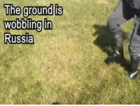 Scientists discover unsual wobbling of ground in Russia: The ground is  Wobbling in  Russia Scientists discover unsual wobbling of ground in Russia