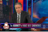 The HANNITY  ROAST BEEF SANDWICHES  arby