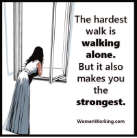 Discover your life path number and learn how to use that number to build a lasting, loving relationship. (And, if you know your partner's date of birth, find out how their unique personality might mesh with yours). Pop in your name and birthday and see for yourself -> http://bit.ly/numerology6: The hardest  walk is  walking  alone.  But it also  makes you  the  strongest.  WomenWorking.com Discover your life path number and learn how to use that number to build a lasting, loving relationship. (And, if you know your partner's date of birth, find out how their unique personality might mesh with yours). Pop in your name and birthday and see for yourself -> http://bit.ly/numerology6