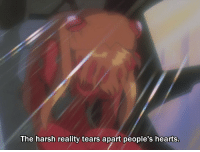 Hearts, Harsh, and Reality: The harsh reality tears apart people's hearts.