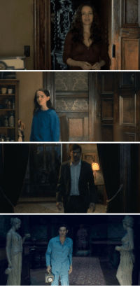 Halloween, Mood, and Good: The Haunting of Hill House is such a good series to get you in the Halloween mood. Make sure you look for the hidden ghosts. 👻