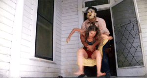 the-heavy-metal-viking:  classichorrorblog:   The Texas Chainsaw Massacre Directed by Tobe Hooper (1974)    When you finally get the aux cable and put on metal and your friends leave the room: the-heavy-metal-viking:  classichorrorblog:   The Texas Chainsaw Massacre Directed by Tobe Hooper (1974)    When you finally get the aux cable and put on metal and your friends leave the room