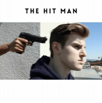"Memes, 🤖, and Song: THE HIT MAN Wanna be a hit man and get any money gotta be quicker than that lol ...TAG A FRIEND!!! ➖➖➖➖➖➖➖➖➖➖➖➖➖ Video with @tyheadlee Filmed by: @itsjetography Song: ""Cold"" Artist: @ethamonstar ➖➖➖➖➖➖➖➖➖➖➖➖➖ NellyVidz TagAFriend JustComedy MiniMoviez"